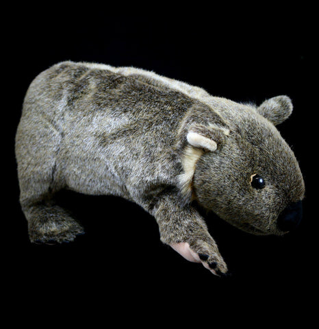 Wombat Puppet-Toys-Folkmanis, Inc-PaxtonGate