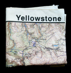 Yellowstone Map Bandana-Accessory-The Printed Image-PaxtonGate