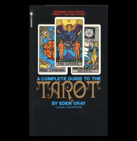 A Complete Guide To The Tarot-Books-Penguin Random House-PaxtonGate