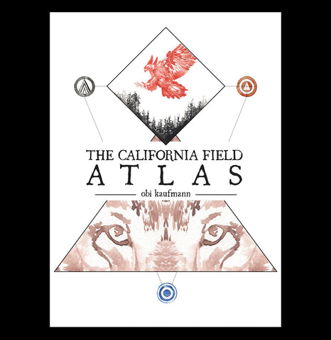 The California Field Atlas-Books-Ingram Book Company-PaxtonGate