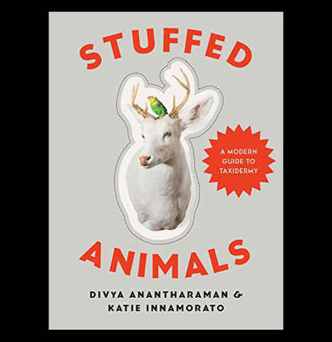 Stuffed Animals: A Modern Guide to Taxidermy-Books-W. W. Norton & Company-PaxtonGate