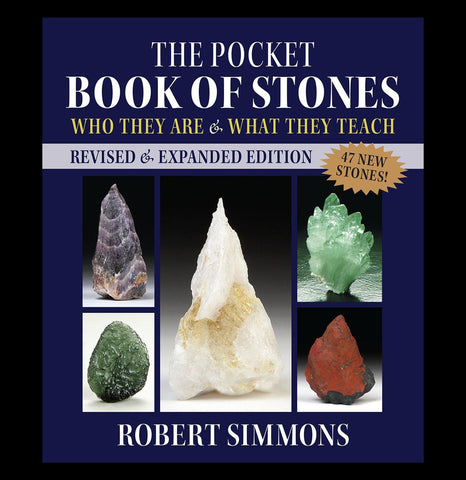 The Pocket Book Of Stones-Books-Penguin Random House-PaxtonGate