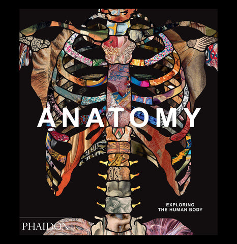 Anatomy: Exploring the Human Body-Books-Phaidon / Hachette-PaxtonGate