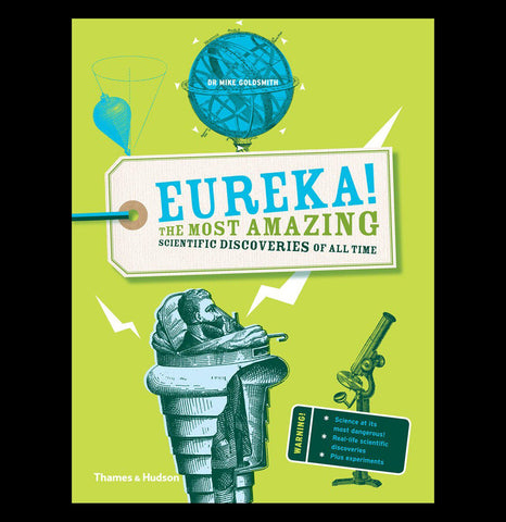 Eureka! The Most Amazing Scientific Discoveries Of All Time-Books-W. W. Norton & Company-PaxtonGate