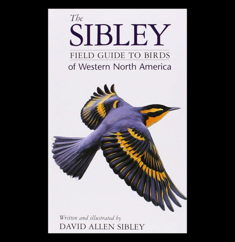 The Sibley Field Guide to Birds of Western North America-Books-Penguin Random House-PaxtonGate