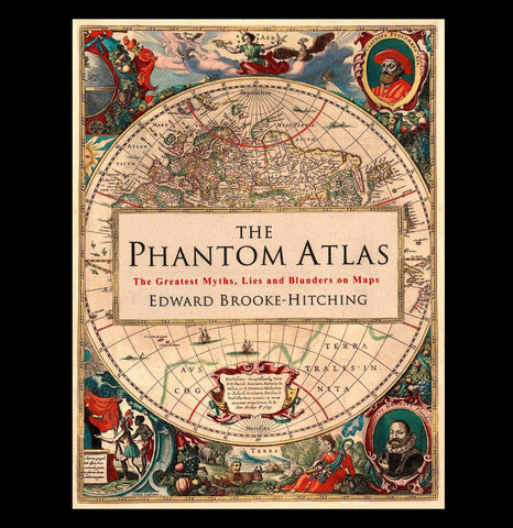 The Phantom Atlas-Books-Chronicle Books/Hachette-PaxtonGate