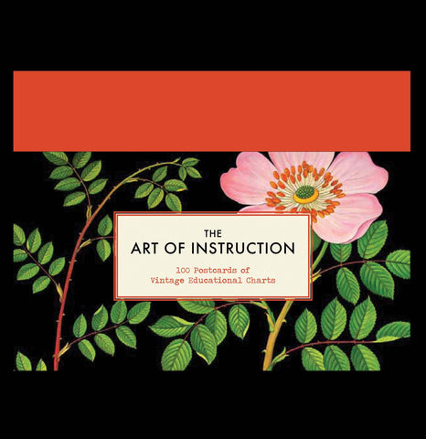 Art of Instruct'n Postcard - PaxtonGate