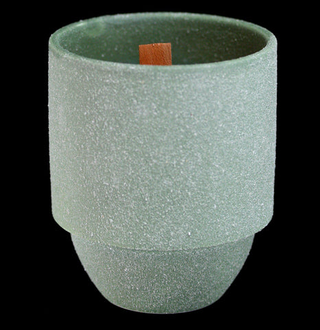 Ceramic Soy Wax Maplewood and Moss Candle - PaxtonGate