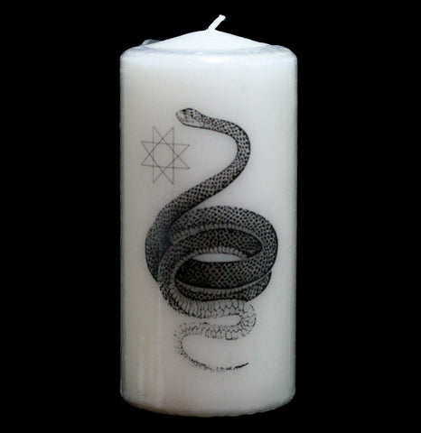 Creation Pillar Candle - PaxtonGate