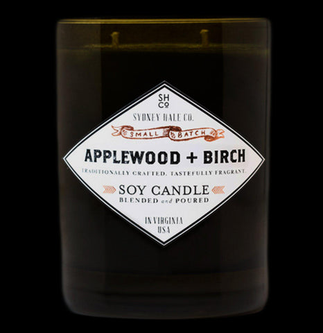 Sydney Hale Applewood and Birch Candle - PaxtonGate