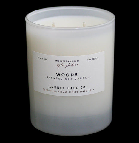 Sydney Hale Woods Candle-Candles-Sydney Hale Co.-PaxtonGate