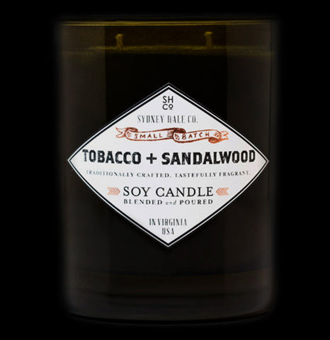 Sydney Hale Tobacco & Sandalwood Candle - PaxtonGate