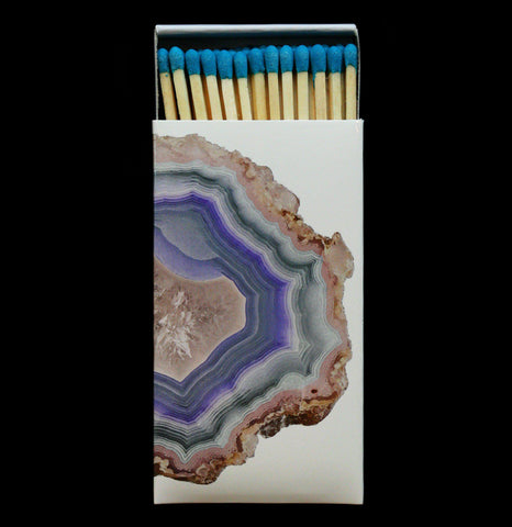 Blue Agate Matches - PaxtonGate