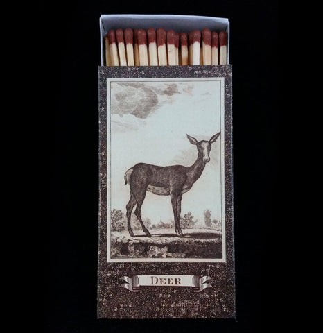 Deer and Stag Matches - PaxtonGate