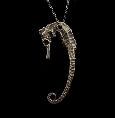 Laurie Brown Seahorse Necklace - PaxtonGate