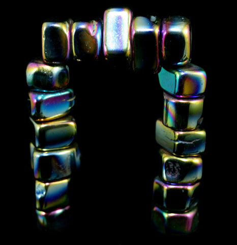 Rainbow Hematite Magnets-Minerals-El Paso Rock Shop-PaxtonGate
