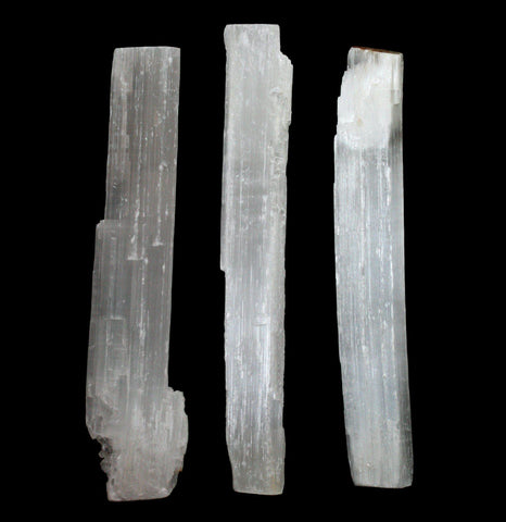 Selenite Crystal Stick-Minerals-Esseouani Soulfiane-PaxtonGate