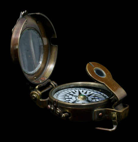 WWII Compass - PaxtonGate