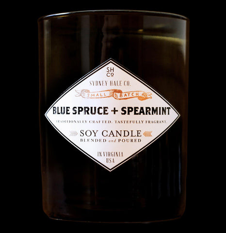 Blue Spruce & Spearmint - PaxtonGate