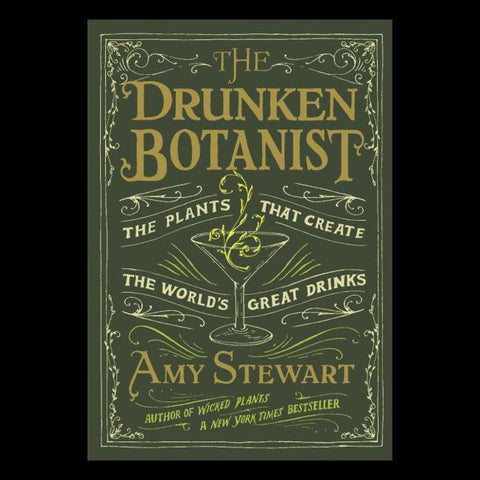 The Drunken Botanist: The Plants that Create the World's Great Drinks-Books-Workman Publishing Co.-PaxtonGate