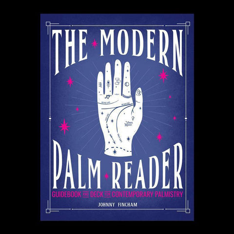 The Modern Palm Reader: Guidebook and Card Set-Books-Harry N. Abrams/Hachette-PaxtonGate