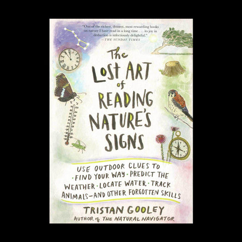 The Lost Art of Reading Nature's Signs-Books-Workman Publishing Co.-PaxtonGate