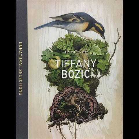 Unnatural Selections: The Artwork of Tiffany Bozic-Books-Gingko Press-PaxtonGate