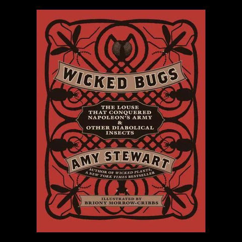 Wicked Bugs-Books-Workman Publishing Co.-PaxtonGate