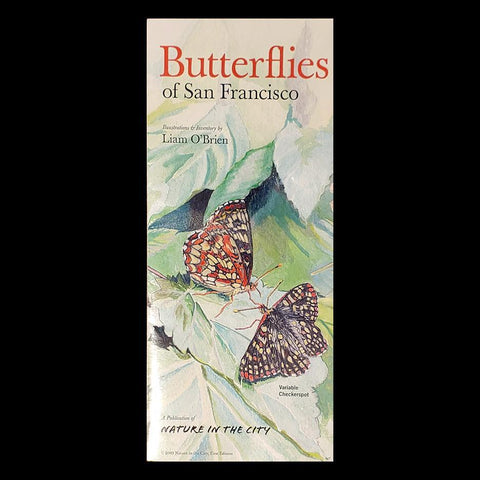 Butterflies of San Francisco-Science-Nature in the City-PaxtonGate