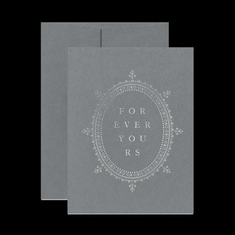 Forever Yours Card-Cards-Open Sea Design Co.-PaxtonGate