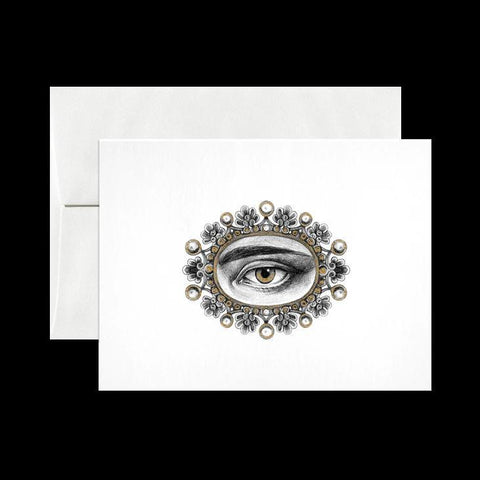 Oculus One Lovers Eye Card-Cards-Open Sea Design Co.-PaxtonGate