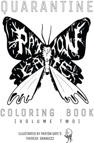 The Paxton Gate Coloring Book Vol 2 (FREE Edition)-Books-Paxton Gate-PaxtonGate