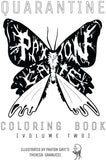 The Paxton Gate Coloring Book Vol 2 (Physical Copy)-Books-Paxton Gate-PaxtonGate