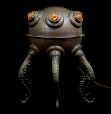 Octopod Mega Table Lamp - PaxtonGate