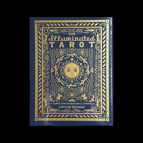 The Illuminated Tarot: 53 Cards for Divination & Gameplay-Books-Penguin Random House-PaxtonGate