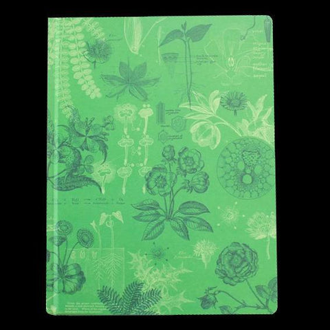 Botany Hardcover Notebook-Notebooks-Cognitive Surplus-PaxtonGate