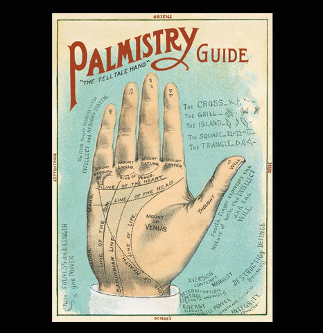 Palmistry Poster Wrap - PaxtonGate
