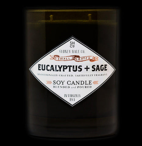 Sydney Hale  Eucalyptus and Sage Candle - PaxtonGate