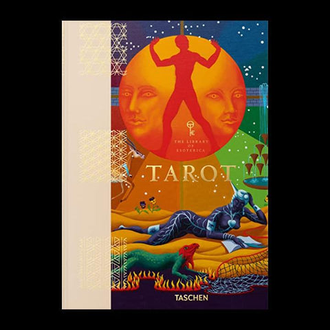 Library of Esoterica: Tarot-Books-Taschen-PaxtonGate