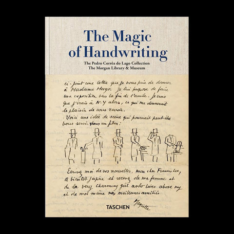 The Magic of Handwriting-Books-Taschen-PaxtonGate