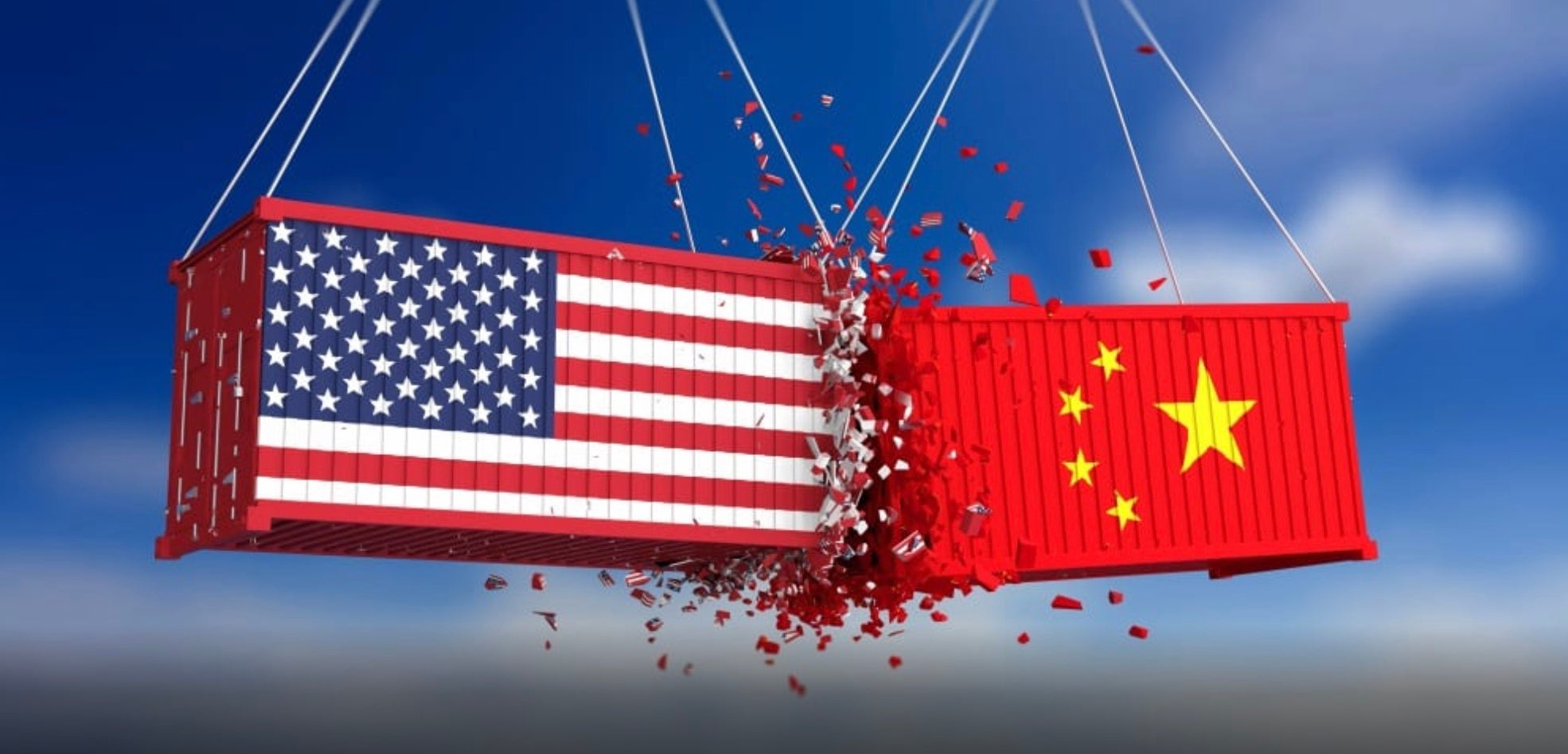 TRADE WAR in FOREX 2019🧨 USA 🇺🇸 VS China 🇨🇳