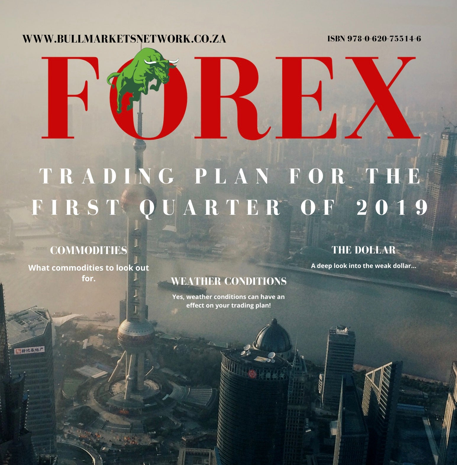 Forex Trading Plan for the first quarter of 2019!