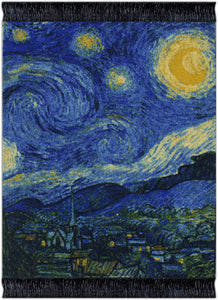 The Starry Night Coaster Rug