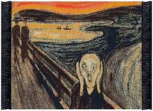 Load image into Gallery viewer, The Scream Coaster Rug