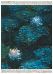 Water-Lilies by Claude Monet Mouse Rug
