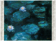 Load image into Gallery viewer, Water-Lilies Coaster Rug