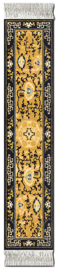 Five Medallions Book Rug