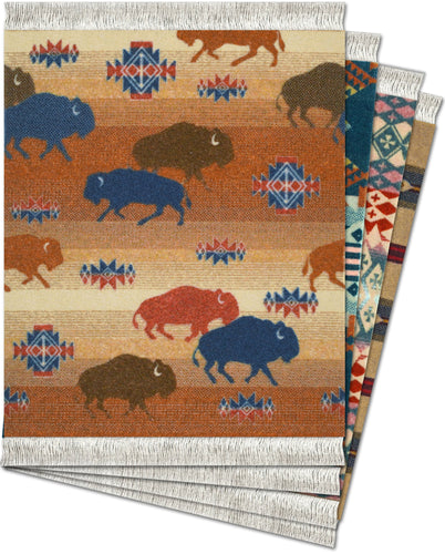 Pendleton Assortment #1 Coaster Rug Set