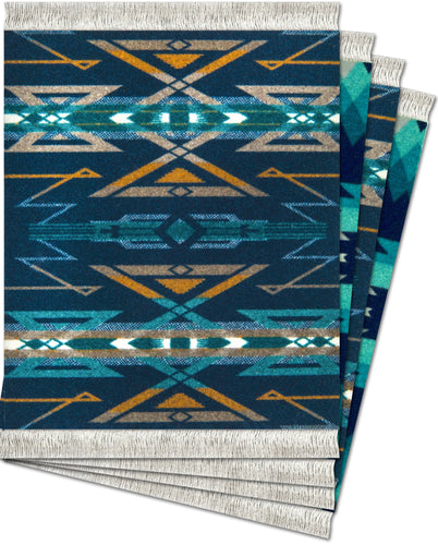 Pendleton Assortment #2 Coaster Rug Set