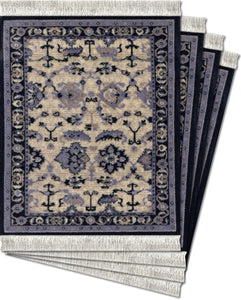 Indienne Coaster Rug Set